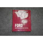 1963 Ford Color And Upholstery Book