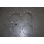 1958 1959 1960 1961 1962 1963 1964 Headlight Rings