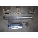 1957, 1958 Ford Ranchero Station Wagon Tailgate Hardware