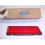 1971 Ford Tail Light Lens NOS