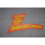1949 1950 1951 1952 1953 1954 1955 1956 1957 1958 1959  Ford Show Room Banner