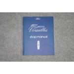 1977 Lincoln Shop Manual