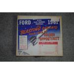 1961 Ford Sales Training Kit